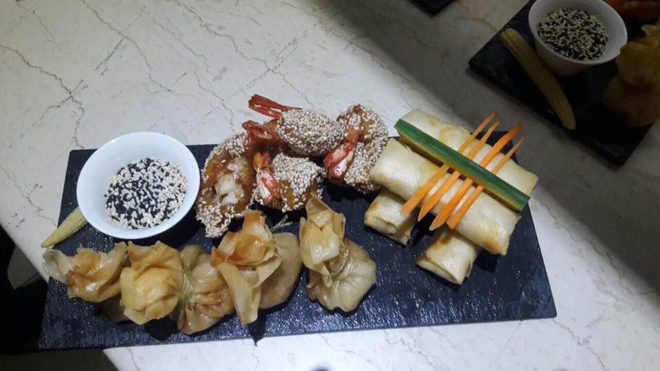 Sea Side Resort & Spa, Restaurant Food-2