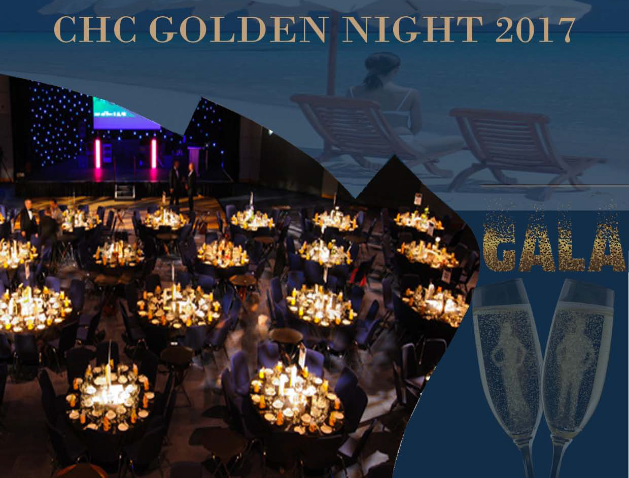 CHC GOLDEN NIGHT 2017-2