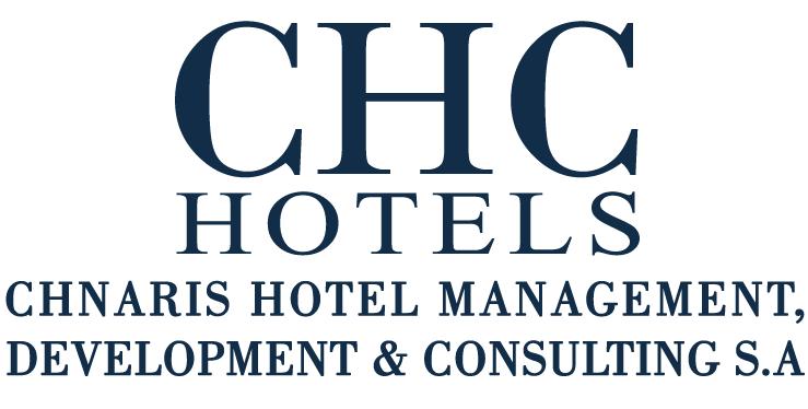 CHC Logo – White