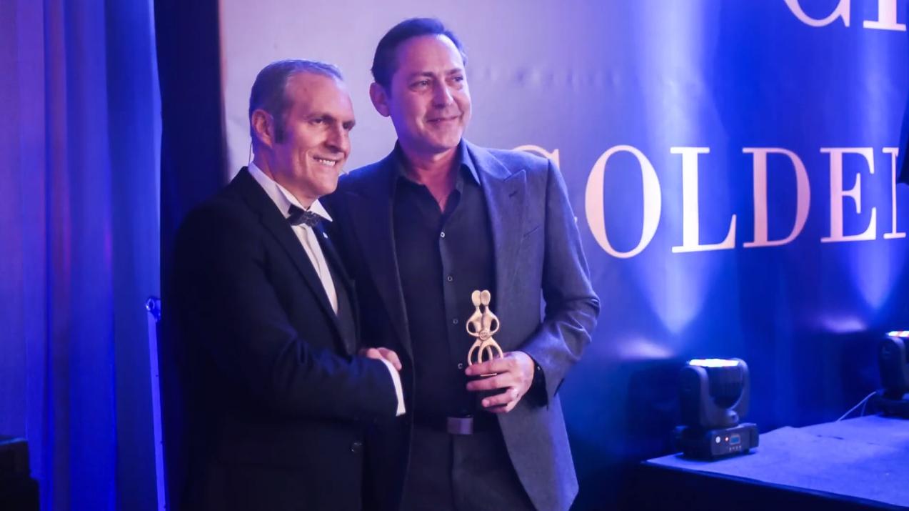 Βίντεο από την βράβευση του ξενοδοχείου «Elysium Boutique Hotel» στην εκδήλωση CHC Golden Night 2019